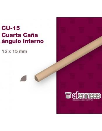 CUARTA CAÑA MDF CRUDO CU-15...