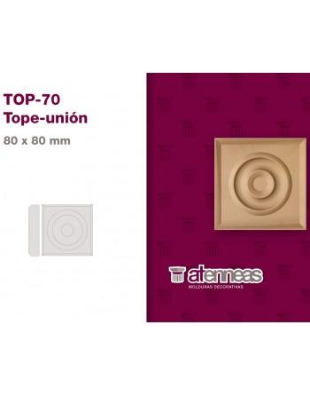 TOPE UNION MDF CRUDO TOP-70...