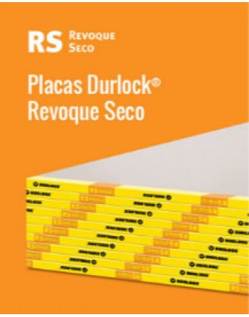 PLACA REVOQUE SECO DURLOCK...