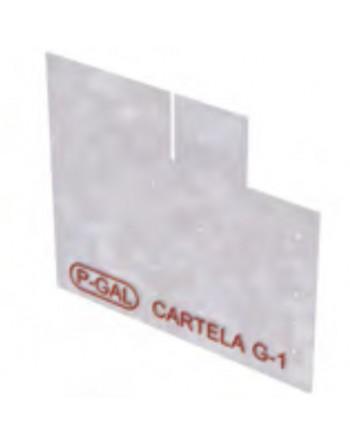 Cartela G1 170x200mm